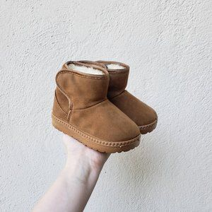 Toddler Ugg Style Winter Boots